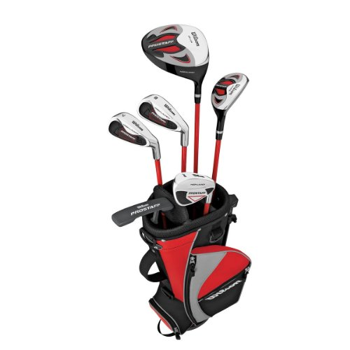 Wilson Prostaff HDX Ensemble de golf junior (11–14 ans)