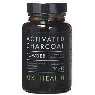Kiki Health Activated Charcoal Powder, 70 g