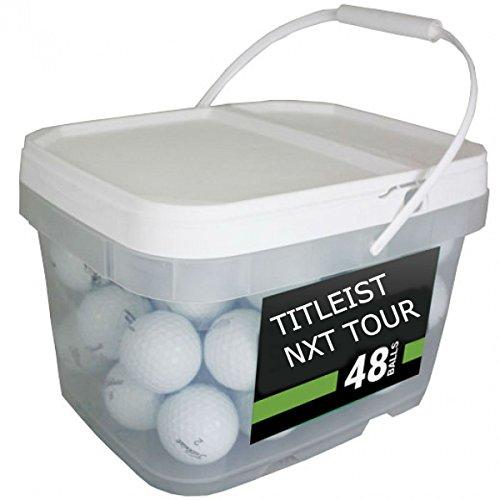 TITLEIST NXT Tour Gute Qualität Golf Balls (48Stück) -
