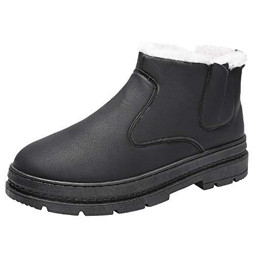 S&H-NEEDRA Chaussures Hommes, Bottes De Travail pour Hommes Chaussures De Travail pour Adultes Chaussures De Sécurité pour Adultes