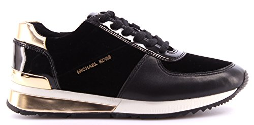 Sneakers MICHAEL KORS Donna ALLIE 43F6ALFS8D001 Nero IG176ALLIE-43F6ALFS8D001_38
