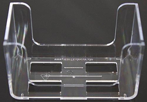 Bierdeckelhalter für quadratische Bierdeckel - 2 Stück