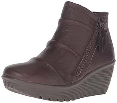 897332938fca Skechers Women s Parallel-Double Trouble Ankle Bootie  Amazon.co.uk ...