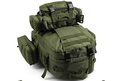 50L Molle Táctico 3 Day Asalto Militar Mochila/Armada Mochila/Acampad