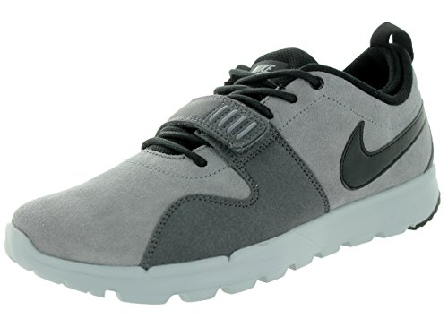 Nike , Baskets pour homme Bleu taille Gris / Noir / Blanc (Cool Grey / Blk-Drk Gry Gry-WLF)