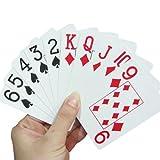 Large Print Playing Cards Bridge Set