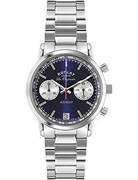 Rotary Herren - Armbanduhr Avenger Sport Chronograph Quarz GB90130/05