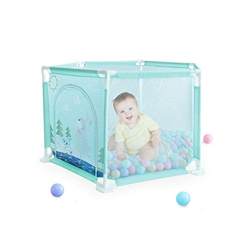 Infant Safety Fence - Indoor Und Outdoor Tragbare Raumteiler Child Kids Barrier Erweiterbar - Baby Gate Home Indoor Outdoor New Pen Play Pen (Erweiterbar Gate Safety Baby)