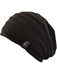 Chillouts Erik Adults' Longbeanie Hat Black black Size:One Size by CHILLOUTS