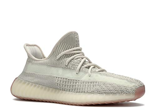 Yeezy Boost 350 V2 'Citrin White Non-Reflective' - FW3042 - Size 43...