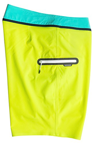 Quiksilver Herren AG47 Everyday 19 Zoll Board Shorts Safety Yellow