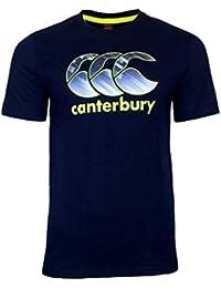 Canterbury - T-shirt - Homme bleu Bleu crépuscule