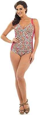 Bañador modelador para mujer y falda a juego, varias tallas, varios diseños