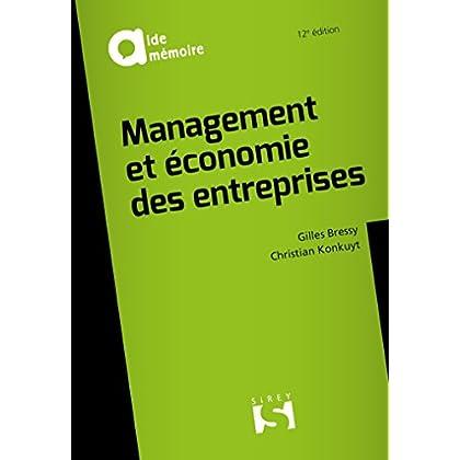 Management et économie des entreprises - 12e éd.