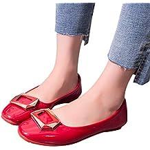 Zapatos mujer primavera verano ❤ Sonnena Sandalias de verano con plataforma Mujer Zapatos planos Casual