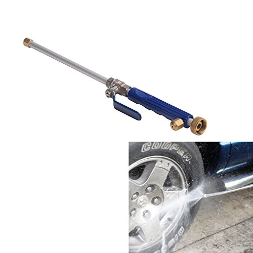 niceeshoptm-pressure-washer-gun-kit-pressure-washer-gun-replacement-hose-silver-handle-blue