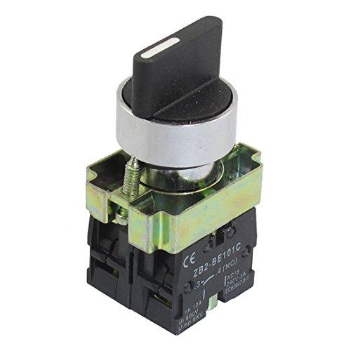 montaje en panel con 12 terminales Interruptor de cambio de 3 posiciones con selector giratorio Ui 550 V Sourcingmap Ith 16 A
