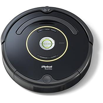 iRobot Roomba 650 Robot Aspirapolvere per la Pulizia dei Pavimenti, Nero