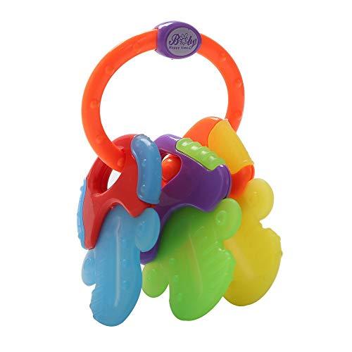 Shangcer Fütterung liefert Baby-Kinderkrankheiten-Spielzeug BPA-freies Weiches Silikon-Baby-Kinderkrankheiten-Spielzeug Ungiftig Haltbar Für Jungen Mädchen Säuglinge Und Kleinkinder Nur für Kinder -