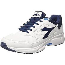 Zapatos blancos Diadora Shape para hombre K0iYud
