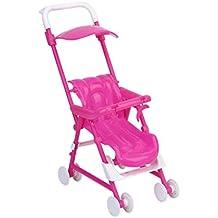 Juegos de Casa de Muñeca Muebles de Carrito Carro Carretilla Cochecito Barbie Kelly Doll Bebés