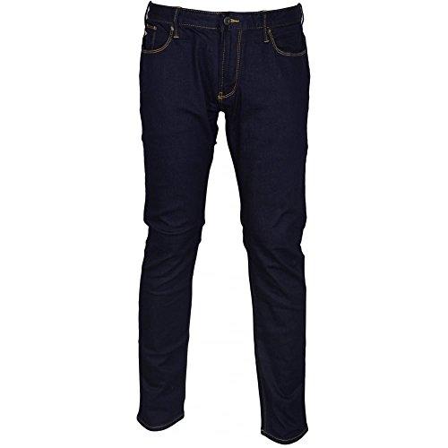 Armani uomo jeans slim fit j06 50 dark blue blue