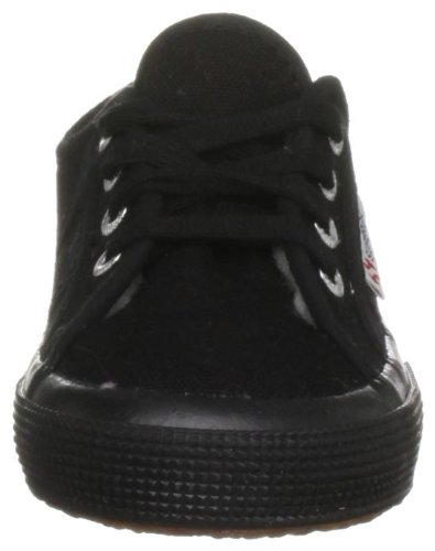 Superga 2750- COBINJ S002KL0, Baskets mode mixte enfant Noir-TR-I5-11