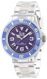 Ice-Watch Unisex-Armbanduhr ice-Pure Violett Analog Quarz PU.PE.U.P.12