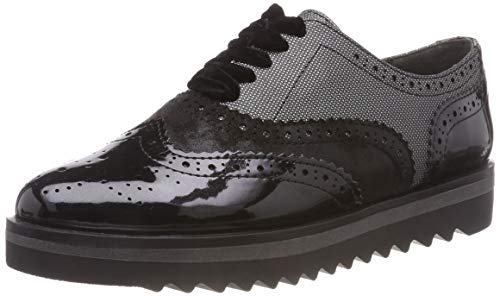 2-23701-21 098 Oxfords, Schwarz (Black Comb, 38 EU ()