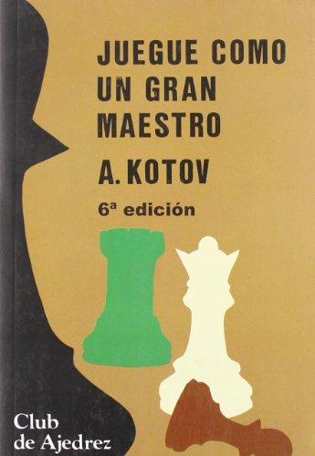 Juegue como un gran maestro (Club de Ajedrez)