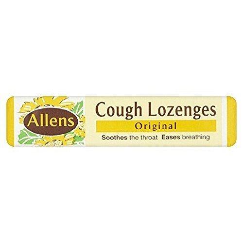 Cough Lozenges Original - R - 35g