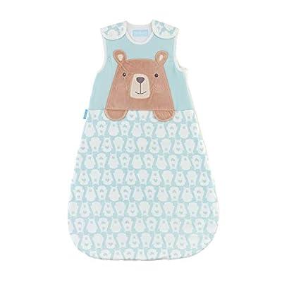Grobag Bennie The Bear - Saco de dormir (2,5 tog, 0-6 meses)