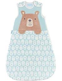 The Gro Company Bennie The Bear Grobag Baby Sleeping Bag, 0-6 Months, 1.0 Tog