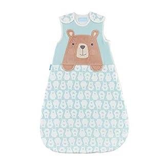 Grobag Bennie The Bear – Saco de dormir (2,5 tog, 18-36 meses)