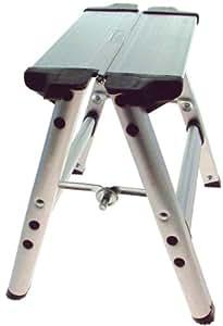 Great Ideas Ultra Lightweight Folding Aluminium Step Stool