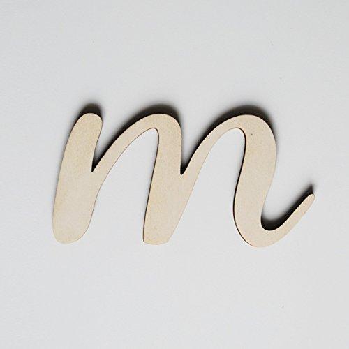 oneoff-toys-m-corsivo-minuscolo-bellissima-lettera-in-legno-di-pioppo-naturale-tagliata-al-laser-h-m