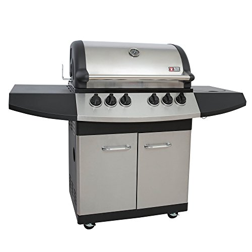 Mayer Barbecue Zunda MGG-341 Gasgrill Test