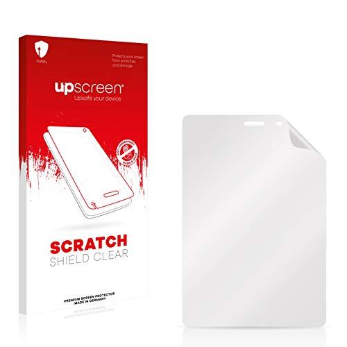 upscreen Scratch Shield Schutzfolie für GoClever Aries 785 – Kristallklar, Kratzschutz, Anti-Fingerprint