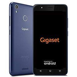 Gigaset GS270 Plus Smartphone ohne Vertrag (13,20 cm (5,2 Zoll IPS Full HD) Display, 32GB Speicher, Android Update verfügbar 8.1) urban blue
