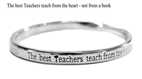 sentimental bangle The best Teachers teach from