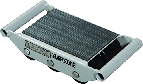 Silverstone SF60 Roller, Feste Fahrwerke, Tragkraft 6 ton