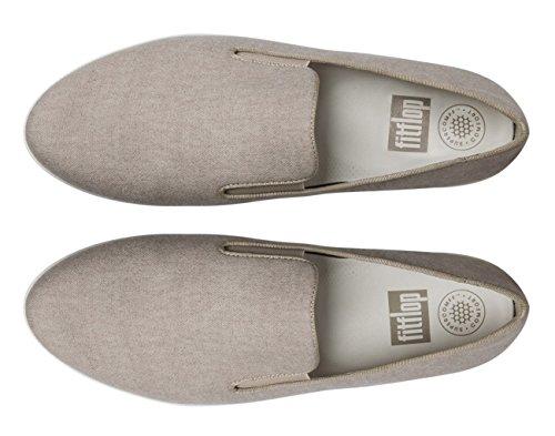 FitFlop Superskate Schuhe Warm Beige Wohlig Beige