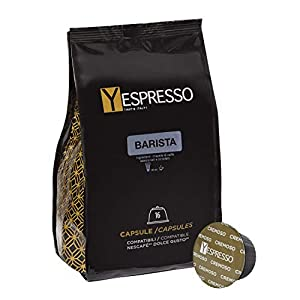 160 capsule compatibili Nescafè Dolce gusto BARISTA - 10 confezione da 16 capsule 11 spesavip