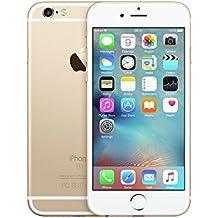 Apple iPhone 6 Oro 16GB Smartphone Libre (Reacondicionado Certificado)