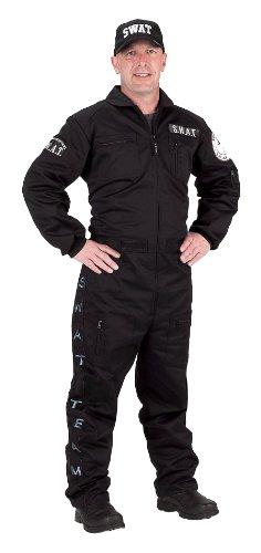 Aeromax SWAT-ADULTO-LRG Jr. SWAT Con gorra tama-o