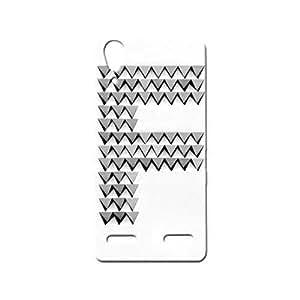 BLUEDIO Designer 3D Printed Back case cover for Lenovo A6000 / A6000 Plus - G7567
