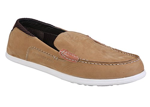 Woodland Men's Camel Loafers - 6 UK/India (40 EU)(GC 2178116)  available at amazon for Rs.1375