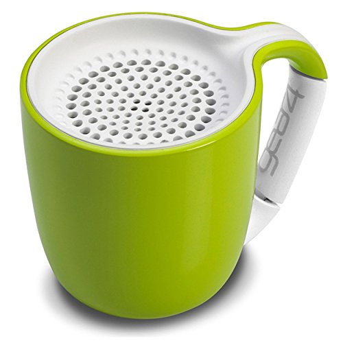 Gear4 Espresso Cup Portable Sans fil Universal 3.0 Haut-parleur Bluetooth (vert)