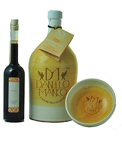 Balsamique 100ml et 500 ml huile d'olive extra vierge Italien