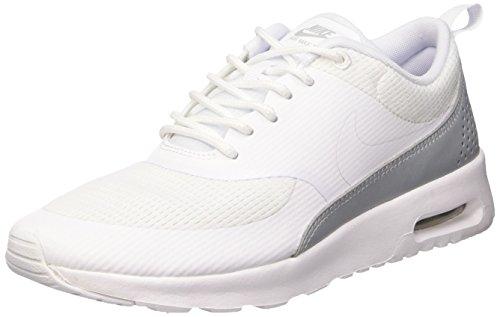 Nike Damen Air Max Thea Textile Sneakers, Weiß